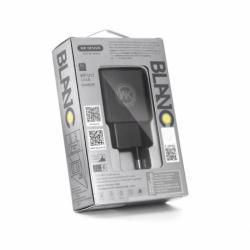 Incarcator 2.1A + Cablu MicroUSB (Negru) WP-U11