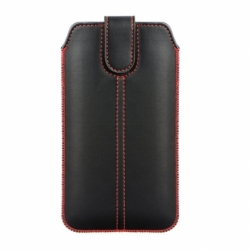 Husa Universala Tip Sac (~6x12cm) Ultra Slim M4 (Negru)
