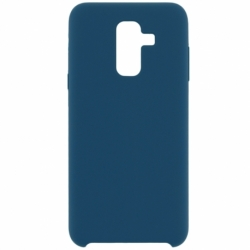 Husa SAMSUNG Galaxy A6 Plus 2018 - Forcell Solid (Bleumarin)