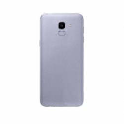 Capac de Spate pentru SAMSUNG Galaxy J6 2018 (Gri)
