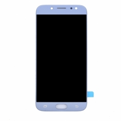 Display LCD Original + Touchscreen pentru SAMSUNG Galaxy J7 2017 (Blue Silver)
