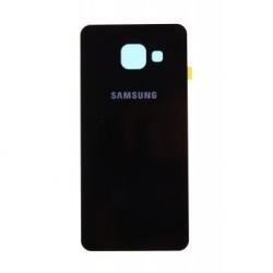 Capac de Baterie Original pentru SAMSUNG Galaxy A3 2016 (Negru)