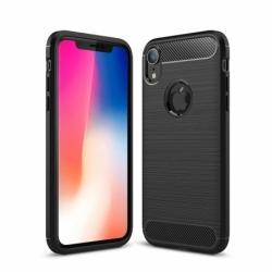 Husa APPLE iPhone XR - Carbon (Negru) FORCELL