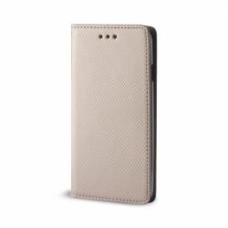 Husa LG Q7 - Smart Magnet (Auriu)