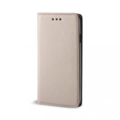 Husa XIAOMI Pocophone F1 - Smart Magnet (Auriu)