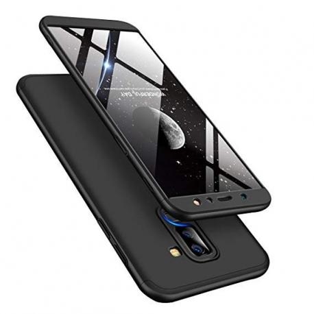 Husa SAMSUNG Galaxy A6 Plus 2018 - 360 Grade (Negru)