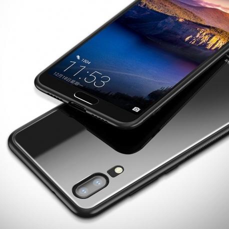 Husa Huawei P20 Pro - Glass (Bleumarin)