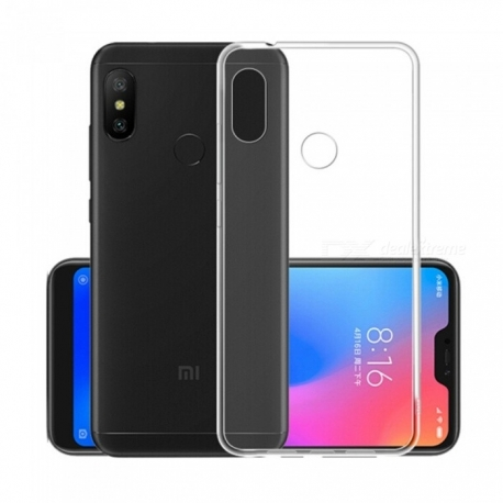 Husa Xiaomi Mi A2 Lite - Ultra Slim 0.5mm (Transparent)