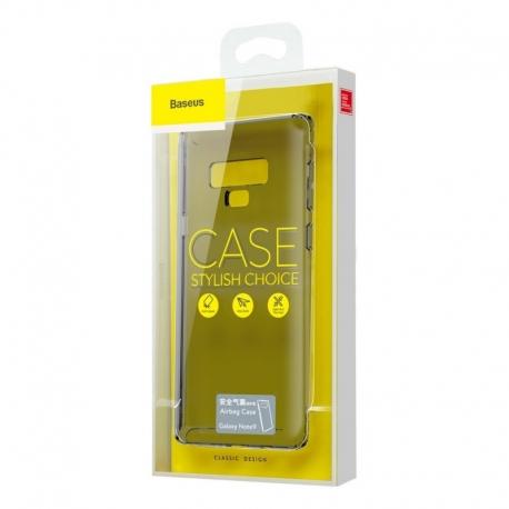 Husa Samsung Galaxy Note 9 - Baseus Airbag (Fumuriu)