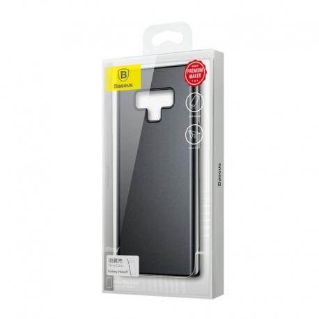 Husa Samsung Galaxy Note 9 - Baseus Thin (Negru)