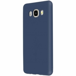 Husa SAMSUNG Galaxy J7 2016 - Forcell Soft (Bleumarin)
