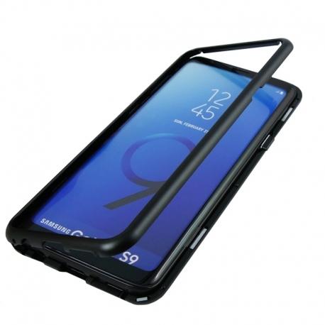 Husa SAMSUNG Galaxy S9 - 360 Grade Magnetic (Negru)