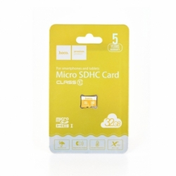 Card MicroSD 32GB (Clasa 10) Hoco