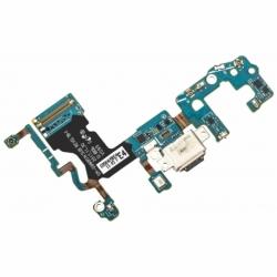 Banda cu conector incarcare / date, microfron pentru SAMSUNG Galaxy S9