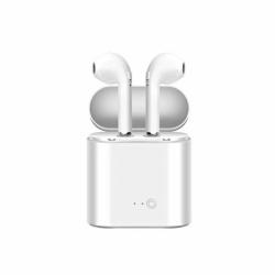 Casti Stereo cu Bluetooth 4.2 (Alb) I7 Mini
