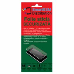 Folie de Sticla 5D Full Glue APPLE iPhone 7 Plus \ 8 Plus (Negru) Smart Glass BULK
