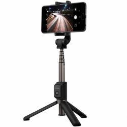 Selfie Stick HUAWEI + Trepied AF15 Wireless (Negru) AF15