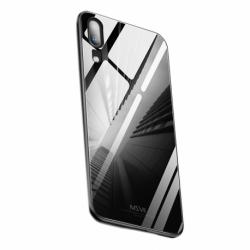 Husa HUAWEI P20 - MSVII Glass (Negru)