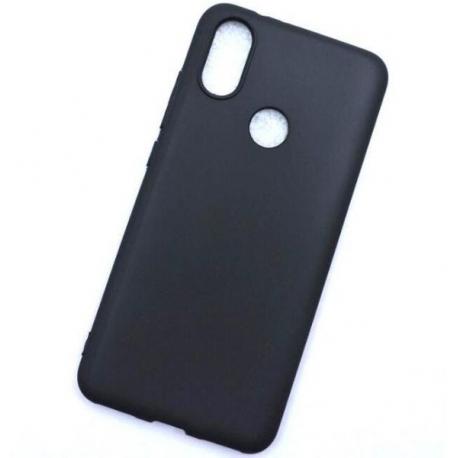 Husa XIAOMI Redmi Note 6 Pro - Silicon Candy (Negru)