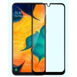 Folie de Sticla 5D SAMSUNG Galaxy A30 (Negru) Full Glue