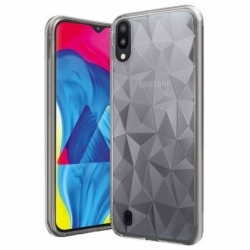 Husa SAMSUNG Galaxy M10 - Forcell Prism (Transparent)
