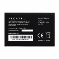 Acumulator Original ALCATEL V860 Smart II (1200 mAh) CAB6050001C2