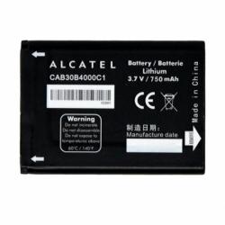 Acumulator Original ALCATEL OT-255 / OT-600A / OT-383A / OT-2016 (750 mAh) CAB30B4000C1