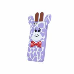 Husa SONY Xperia XA - 3D (Girafa Violet)