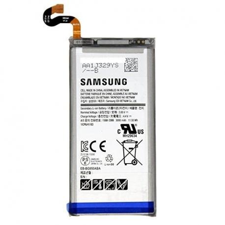 Acumulator Original SAMSUNG Galaxy S8 (3000 mAh) BG950ABE