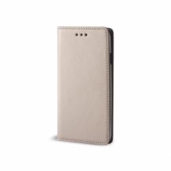 Husa ALCATEL U5 - Smart Magnet (Auriu)