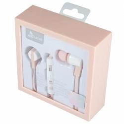 Casti Audio cu Microfon (Roz) ACURA CU-1020