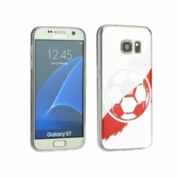 Husa SAMSUNG Galaxy J5 - Art (Minge Alb)