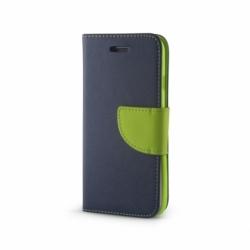 Husa SAMSUNG Galaxy A40 - Fancy Book (Bleumarin)