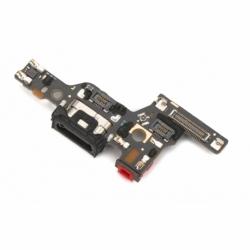 Placa cu conector de incarcare / date si microfon pentru HUAWEI P9