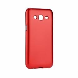 Husa SAMSUNG Galaxy J5 - Jelly Mat (Rosu)