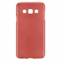 Husa SAMSUNG Galaxy A3 - Jelly Brush (Rosu)