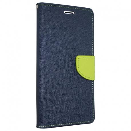 Husa SAMSUNG Galaxy Core 2 - Fancy Diary (Bleumarin)