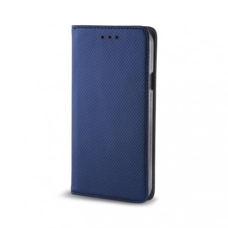 Husa SAMSUNG Galaxy A20s - Smart Magnet (Bleumarin)
