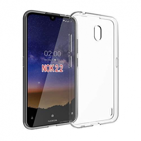 Husa NOKIA 2.2 - Ultra Slim 0.5mm (Transparent)