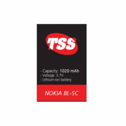 Acumulator NOKIA 3100 / 3650 / 6230 / 3110 Classic BL-5C (1020 mAh) TSS