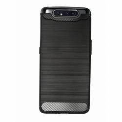 Husa SAMSUNG Galaxy A80 - Carbon (Negru) FORCELL