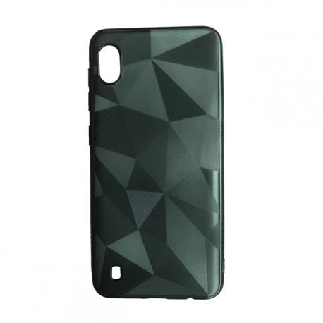 Husa SAMSUNG Galaxy A10 - Geometric Shine (Verde)