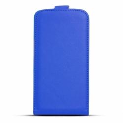 """Husa ALCATEL Pixi 4 - 6"""" - Flip Vertical (Albastru)"""