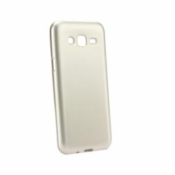 Husa SAMSUNG Galaxy J7 2016 - Jelly Mat (Auriu)