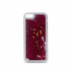 Husa SAMSUNG Galaxy A5 2016 - Glitter Lichid (Roz)