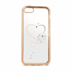Husa SAMSUNG Galaxy J5 -  Beeyo Heart (Auriu)