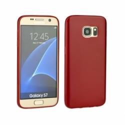 Husa SAMSUNG Galaxy S3 - Silicon Candy (Rosu)