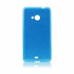 Husa SAMSUNG Galaxy S3 - Jelly Piele (Albastru Deschis)