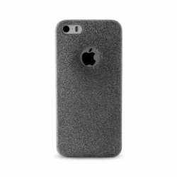 Husa SAMSUNG Galaxy S3 - Ultra Glitter (Negru)