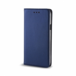 Husa ZTE V7 Lite - Smart Magnet (Bleumarin)